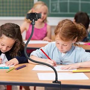Recording Student Writting