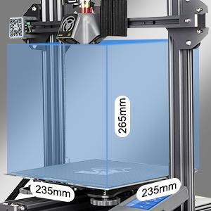 larde 3d printer