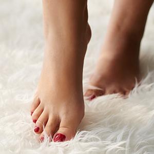 furry rugs