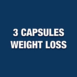 3 Capsules Weight Loss