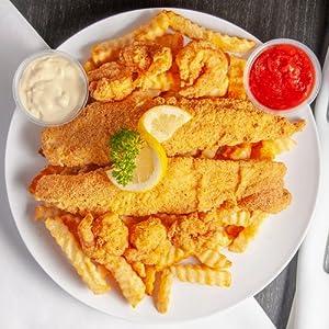 Fried Catfish Joe's Gourmet Fish Fry