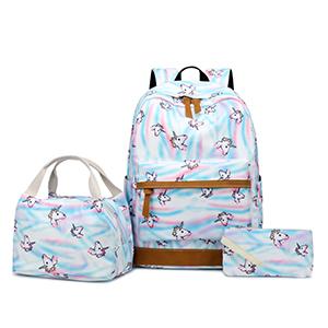 unicorn school bags for girls