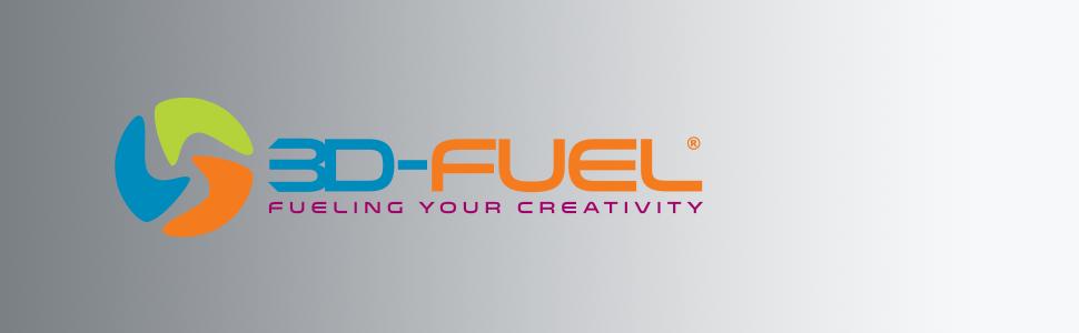 3D Fuel 1.75mm PLA Filament Brand