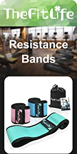 TheFitLife Booty Bands Set
