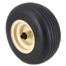 Grasshopper Mower Semi Pneumatic Rear Wheel Assembly with Bearings OEM 603976