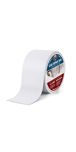 Leisure Coachworks RV Super Sticky Sealant Tape 4 Inch x 50 Foot White