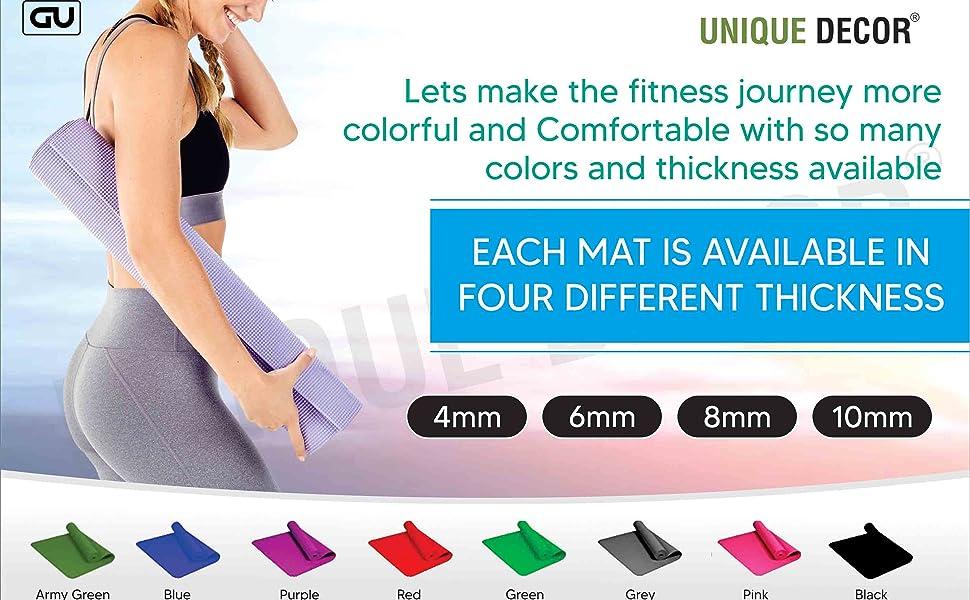 Unique Decor Color Option for Customer