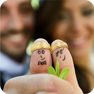 wedding ring, mood ring