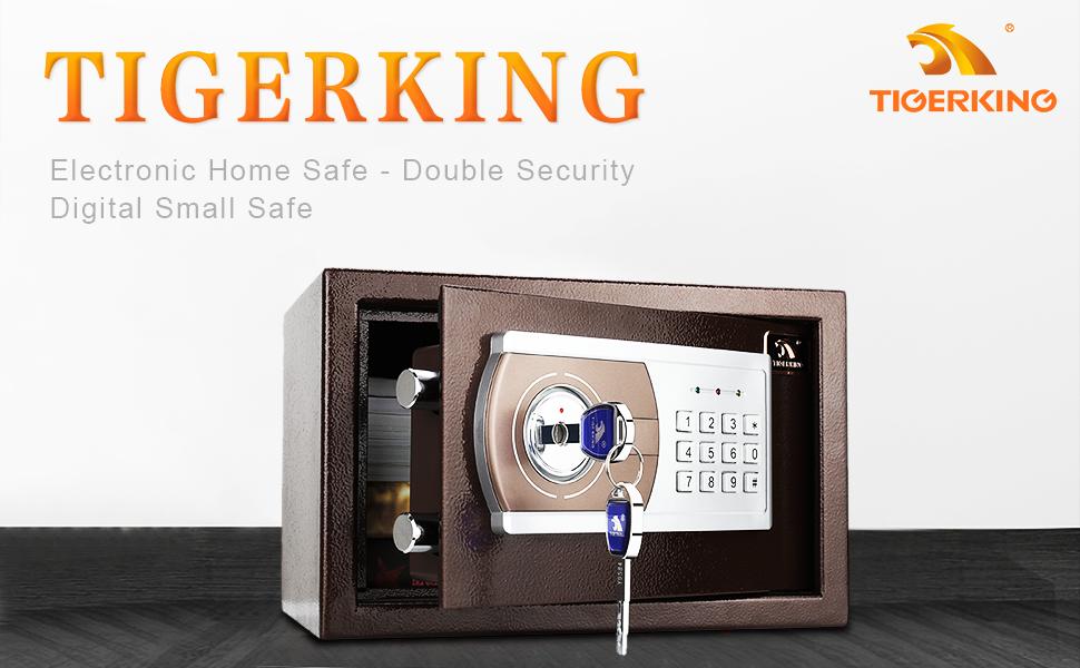 TIGERKING safe
