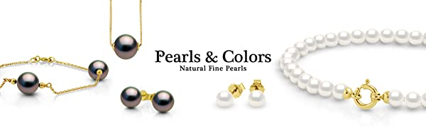 Pearls and Colors
