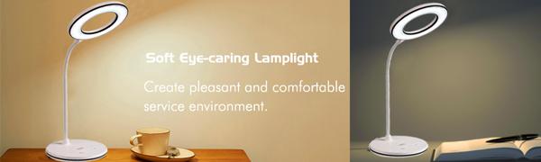 Miady 48 LEDS Desk Lamp