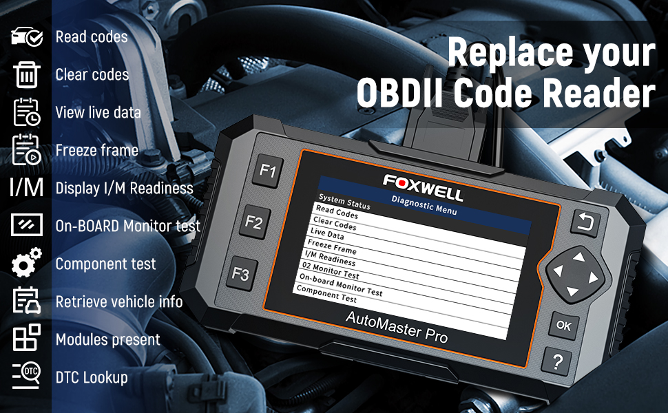 car scanner diagnostic tool foxwell nt650 elite auto scanner diagnostic code scanner code scanner