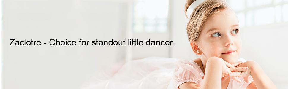 Zaclotre leotard ballet