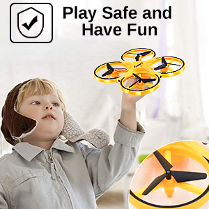 hand control drone RC Quadcopter