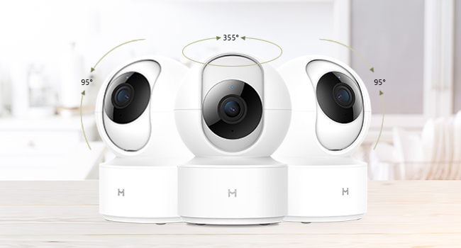1080P Full HD Pan/Tilt/Zoom Camera  1080P Wireless Smart Home Indoor Baby IP Security Camera IMILAB,2.4Ghz WiFi Surveillance Dome Camera Pet Nanny Monitor with Two-Way Audio,HD Night Vision,Pan/Tilt,Remote View Support Max 256GB SD… 5d2bb27a 99f3 4cce 803c 1ae4fc349f22