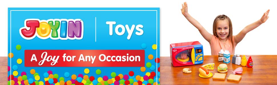 Joyin Toy Cash Register Shopping Pretend Play Money Machine