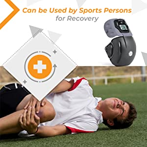 knee massager for sports recovery