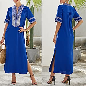navy blue beach cover up
