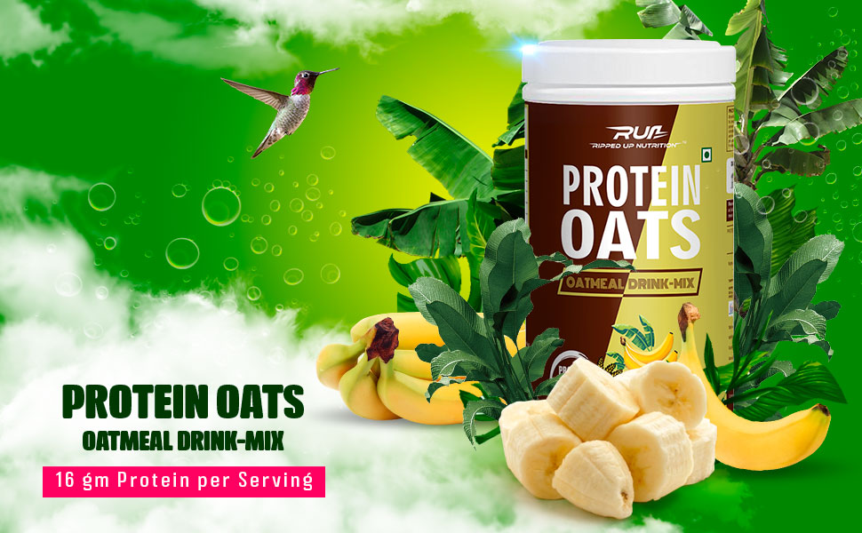 Protein oats