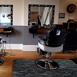 beauty salon mat