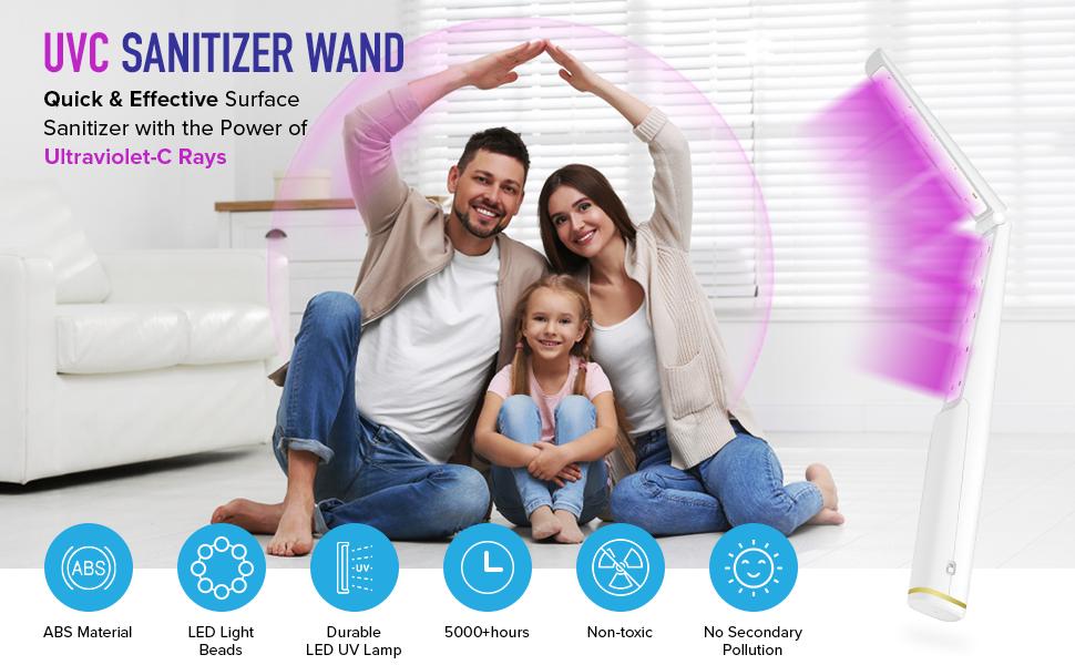 Sanitizer Wand