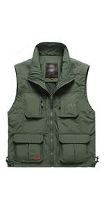 Travel Work Fishing Vest