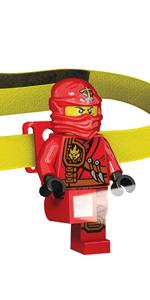 LEGO Ninjago Classic Kai Head Lamp