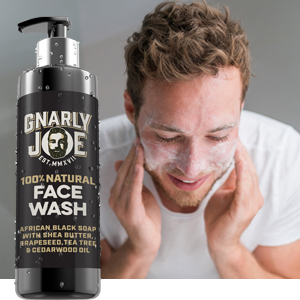 Gnarly Joe Face and Skin Cleanser for problem skin