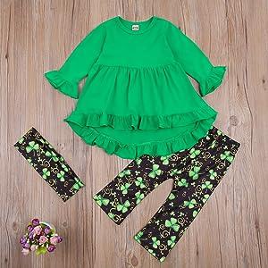 Four Leaf Clover outfits set
