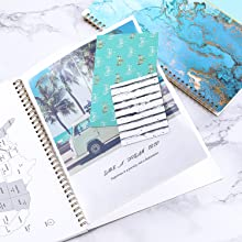 2020-2021 monthly planner