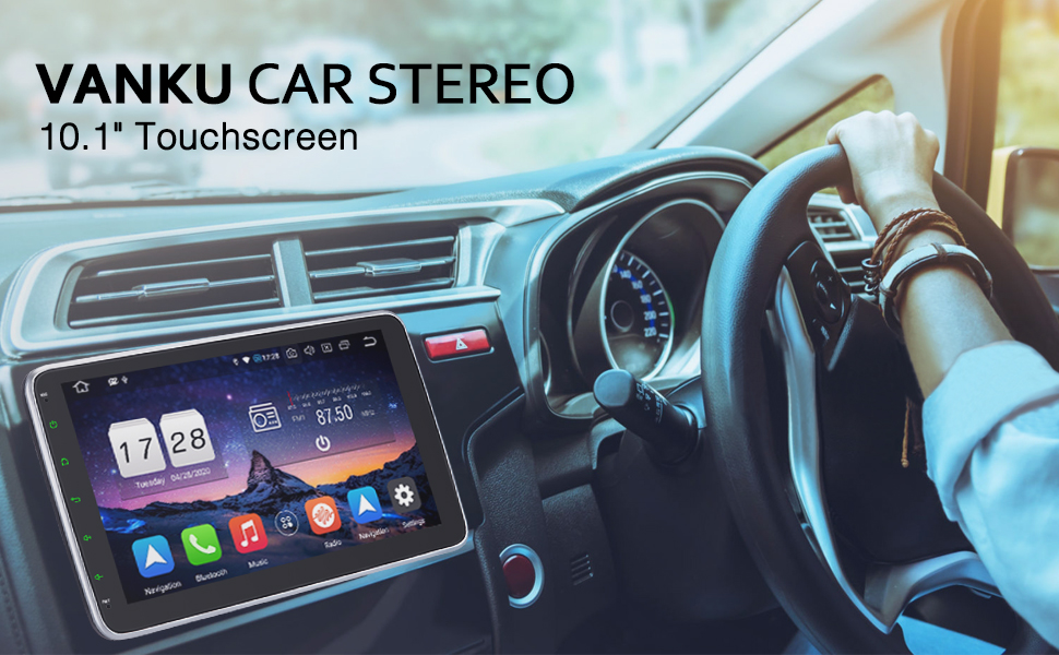 10.1 Android Car Stereo