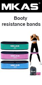 8cm resistance bands set