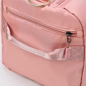 gym duffle bag for women pink gym bag