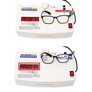 blue light glasses kids 2 pack