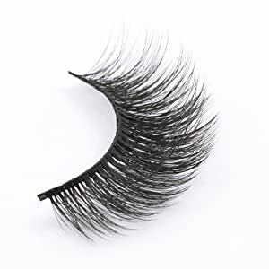 3D effect lashes