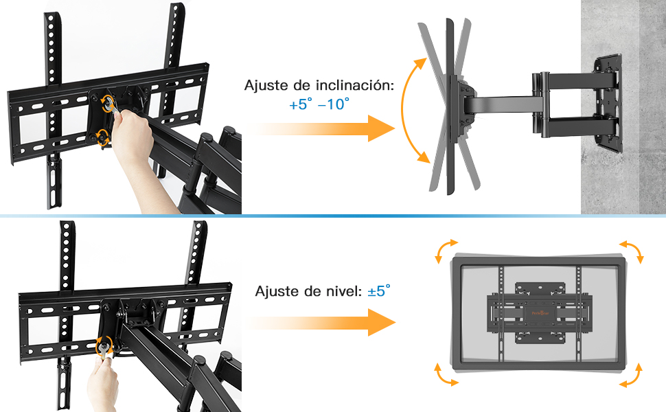 Soporte TV De Pared