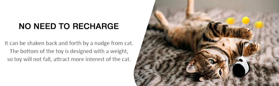Tumbler Catnip Cat Toy