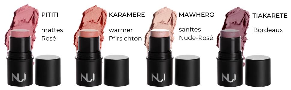 NUI Cosmetics Bronzer