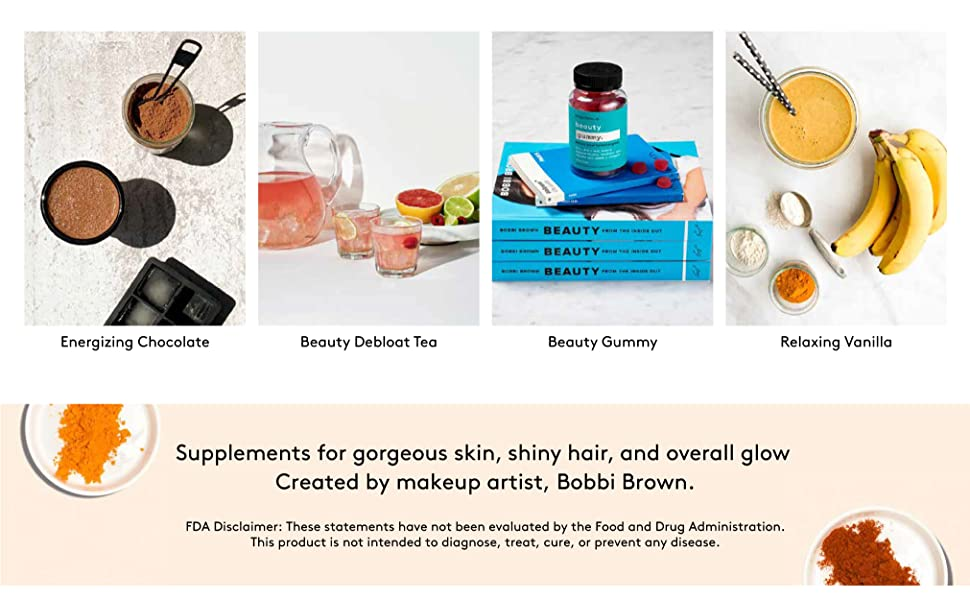 Supplements for gorgeous skin