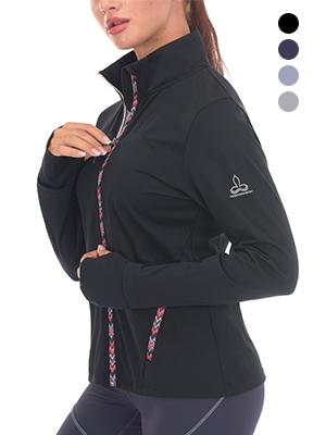 women yoga jacket