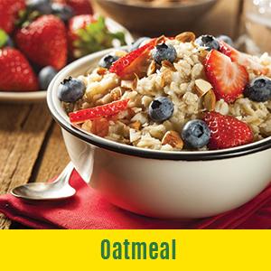 pea protein oatmeal