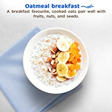 Have an Oatmeal Breakfast