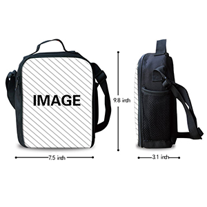 size for lunch bag