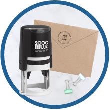 Stamp address custom personalized stamper