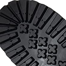 Slip Resistant Rubber Outsole