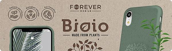 Bioio Forever Handyhüllen bio