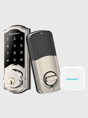 wifi smart deadbolt