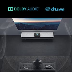 DOLBY DTS Certifaction Sound System