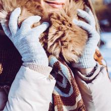 winter gloves unisex