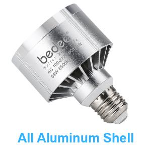 54W led light bulb
